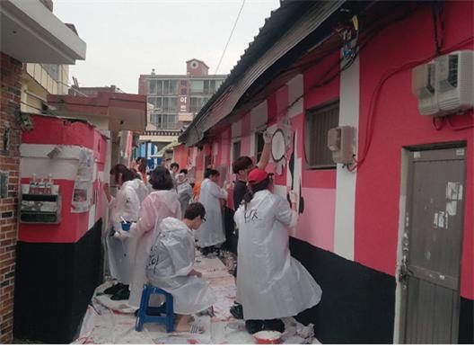 2012 자원봉사 우수사례집_ 외국인 근로자와 和화.通통한 김해만들기