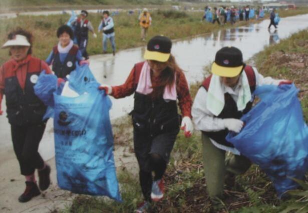 2002 강릉 태풍 루사 피해 및 복구 현장 (12/73)