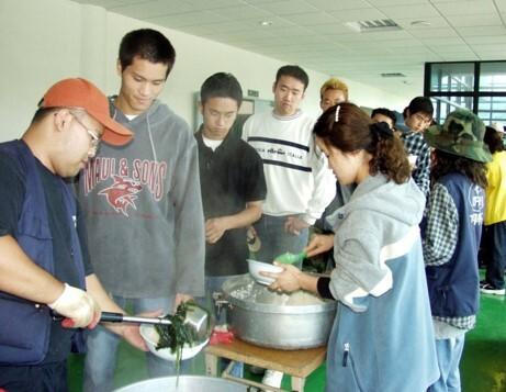 2002 강릉 태풍 루사 피해 및 복구 현장 (24/73)