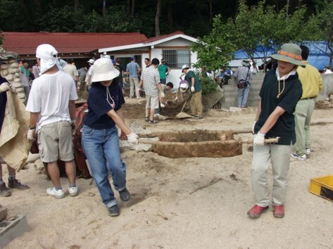 2002 강릉 태풍 루사 피해 및 복구 현장 (22/73)