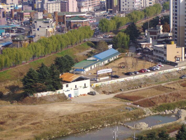 전주시자원봉사센터 구건물 전경(2001)