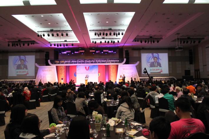 2011 제13차 IAVE 아시아·태평양지역 자원봉사대회 개회사