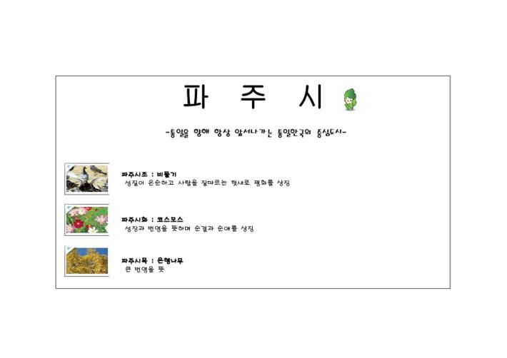 경기도청소년활동진흥센터 활동터전 - 파주시