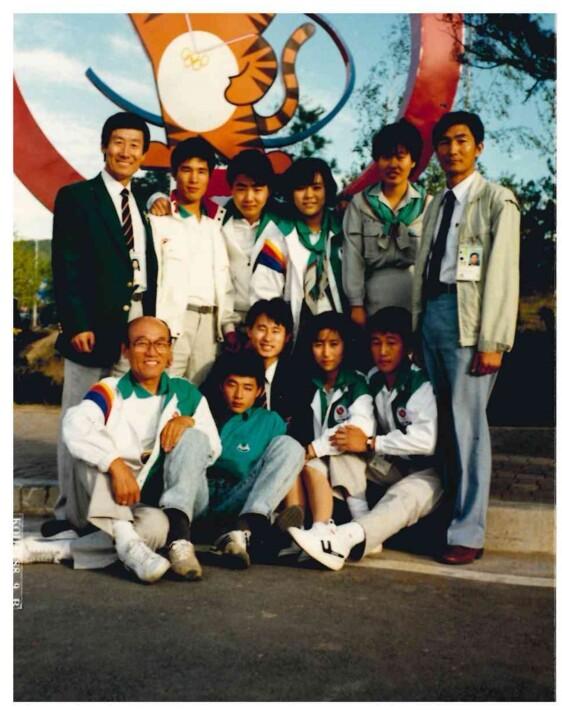 1988년 제24회 서울올림픽대회 자원봉사자