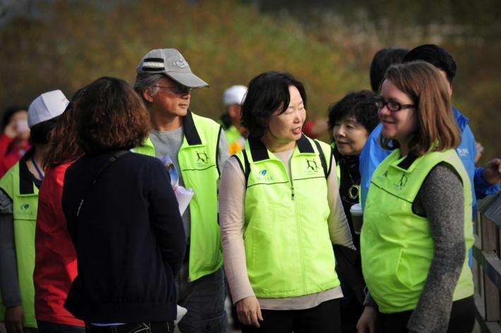 2011 제13차 IAVE 아시아·태평양지역 자원봉사대회 현장 방문