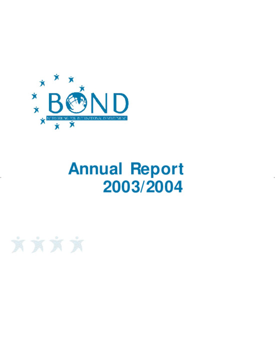 Annual Report 2003/2004