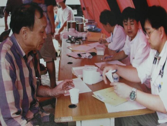 2002 강릉 타풍 루사 피해 및 복구 현장 (55/73)