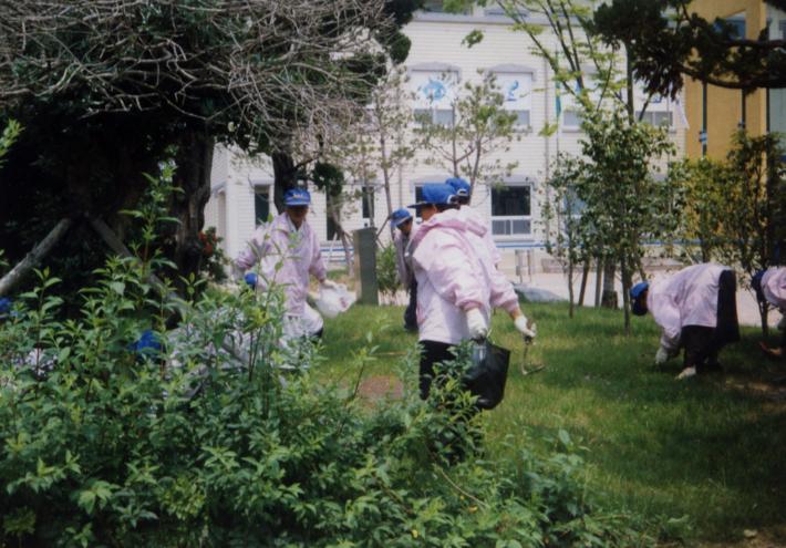 할머니봉사회 사진첩_20020918