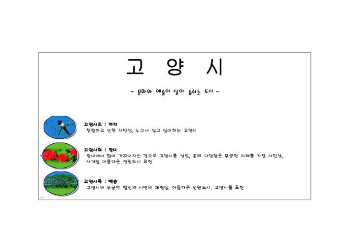 경기도청소년활동진흥센터 활동터전 - 고양시