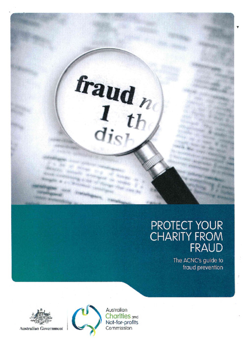 Protect Your Charity From Fraud