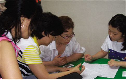 2010 자원봉사 우수사례집_ 어우르기 교실