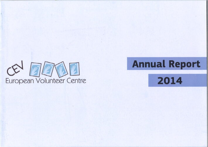 CEV European Volunteer Centre Annual Report 2014