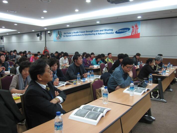 2011 제13차 IAVE 아시아·태평양지역 자원봉사대회 세미나