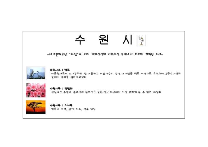경기도청소년활동진흥센터 활동터전 - 수원시