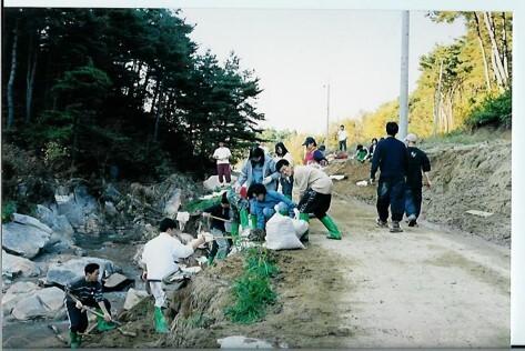 2002 강릉 태풍 루사 피해 및 복구 현장 (20/73)