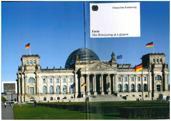 Facts - The Bundestag at a glance (독일 연방의회 한눈에 보기)