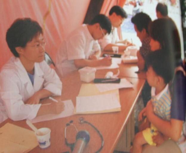2002 강릉 태풍 루사 피해 및 복구 현장 (57/73)